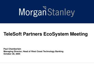 TeleSoft Partners EcoSystem Meeting