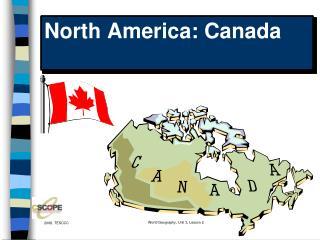 North America: Canada