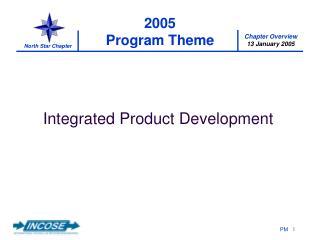 2005 Program Theme