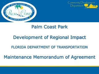 Multi-Purpose Trail Extension Program Summary