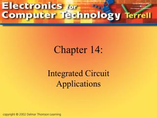 Chapter 14: Integrated Circuit Applications