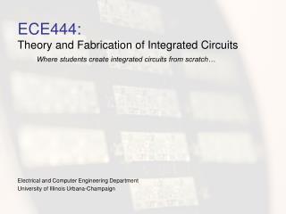 444 lab presentation
