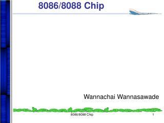 8086/8088 Chip