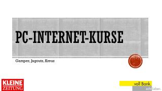 PC-Internet- kurse