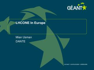 LHCONE In Europe