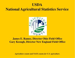 USDA National Agricultural Statistics Service