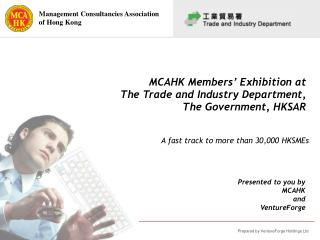 MCAHK Members' Exhibition at  The Trade and Industry Department, The Government, HKSAR