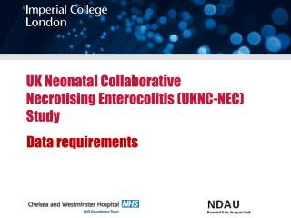 UK Neonatal Collaborative  Necrotising Enterocolitis (UKNC-NEC) Study