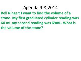 Agenda 9-8-2014