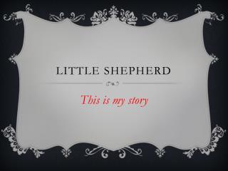 Little Shepherd