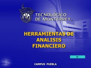 HERRAMIENTAS DE ANALISIS FINANCIERO