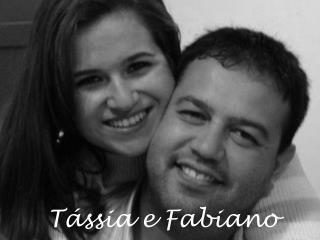 Tássia e Fabiano