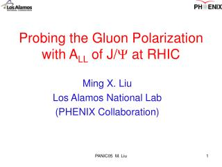 Probing the Gluon Polarization with A LL  of J/   at RHIC