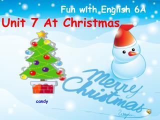 Fun with English 6A