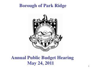 Borough of Park Ridge