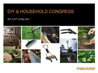 DIY & HOUSEHOLD CONGRESS