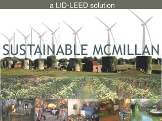 a LID-LEED solution