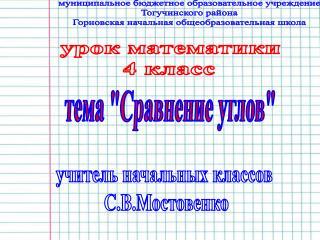 Муниципальное бюджетное учреждение Тогучинского района