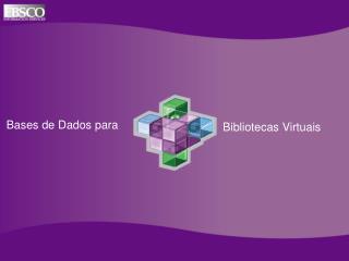 Bases de Dados para