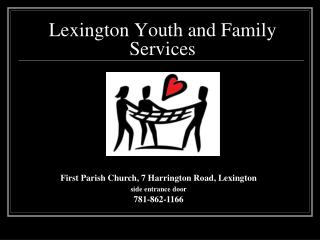 Lexington Youth and Family Services