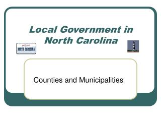 Local Government in North Carolina