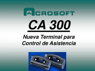 CA 300