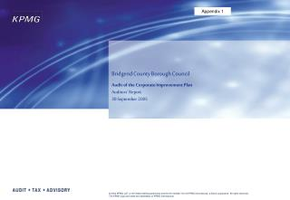 Bridgend County Borough Council