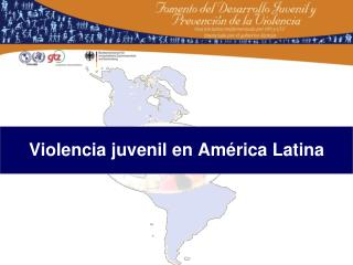 Violencia juvenil en América Latina