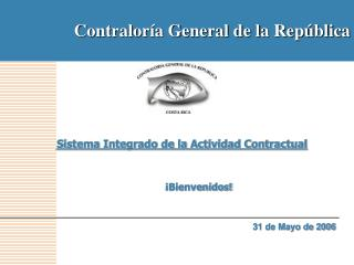 Contralor�a General de la Rep�blica
