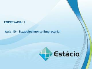EMPRESARIAL I