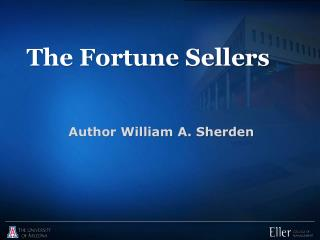 The Fortune Sellers