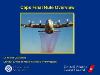 Caps Final Rule Overview