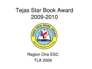 Tejas Star Book Award  2009-2010