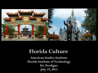 Florida Culture