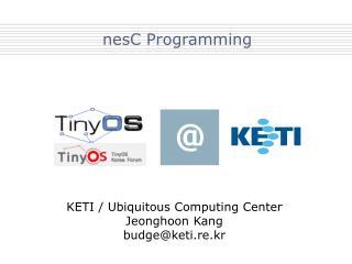 NesC Programming