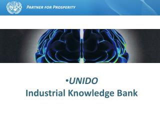 UNIDO Industrial Knowledge Bank