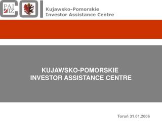 Kujawsko-Pomorskie Investor Assistance Centre