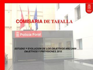 COMISARIA  DE TAFALLA