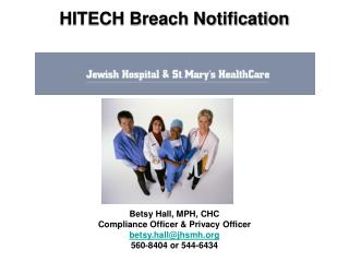 HITECH Breach Notification