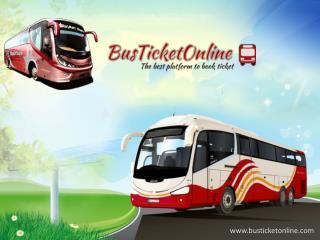 Bus Ticket Online