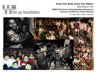 Know Your Body, Know Your Rights! Advocating for CSE