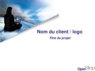 Nom du client / logo