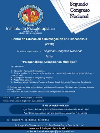 Instituto de Psicoterapia A.B.P.