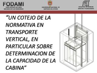 FORO DOCENTE DEL AREA MECANICA DE LAS INGENIERIAS