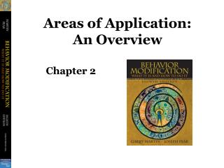 Areas of Application:  An Overview