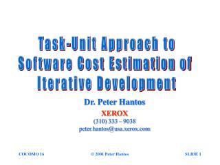 Dr. Peter Hantos XEROX 310 333   9038 peter.hantosusa.xerox