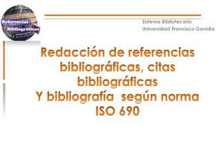 Sistema Bibliotecario Universidad Francisco Gavidia