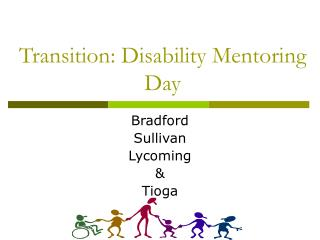 Transition: Disability Mentoring Day