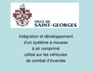 Ville de Saint-Georges