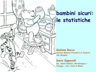 bambini sicuri: le statistiche